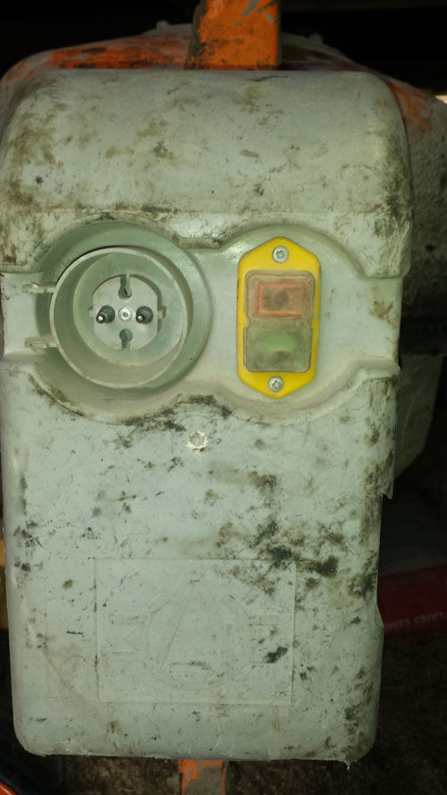 Блок управления СБР-132А
