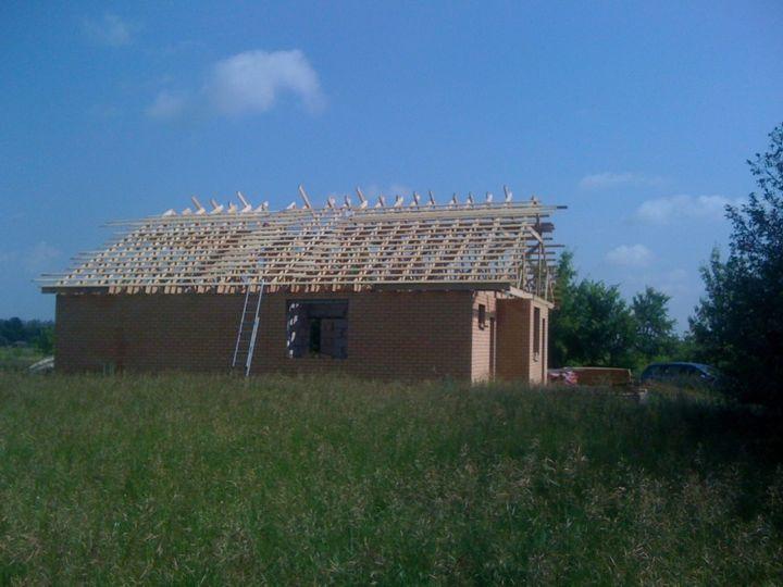 Обрешетка крыши